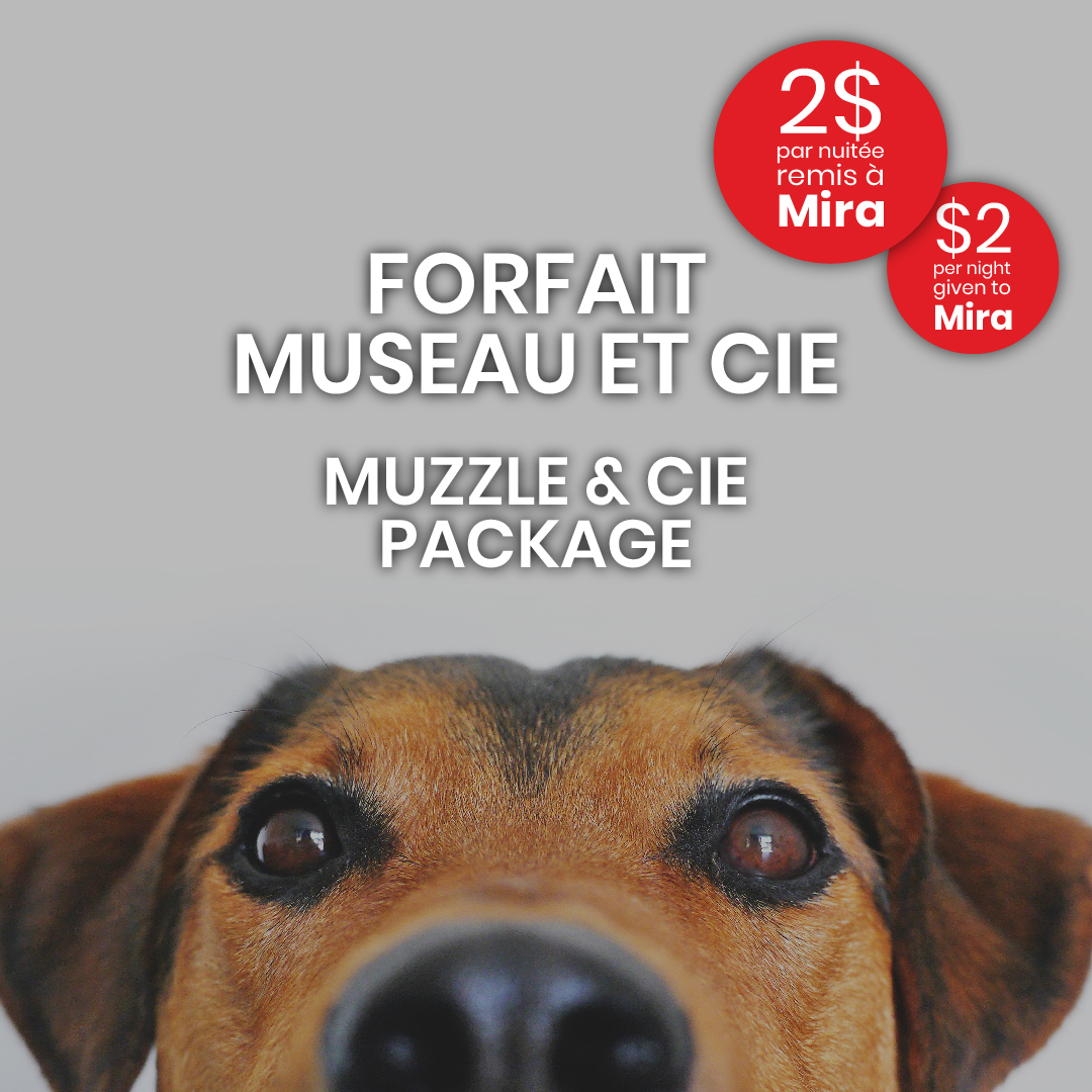Muzzle & cie package